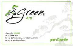 sponsor green